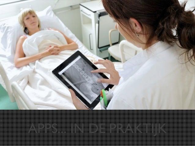 apps 4 health:  apps in de praktijk