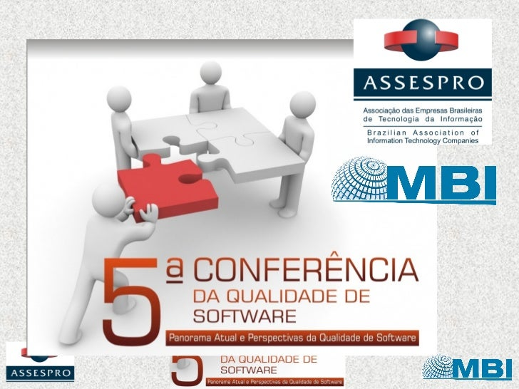 2012 08 14 ASR 5a Conferencia Qualidade Software Palestra Censo Assespro Q…