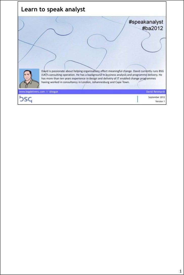 2012 09 25 learn to speak analyst version 1.2