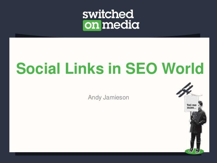 SEO strategies & Social Media