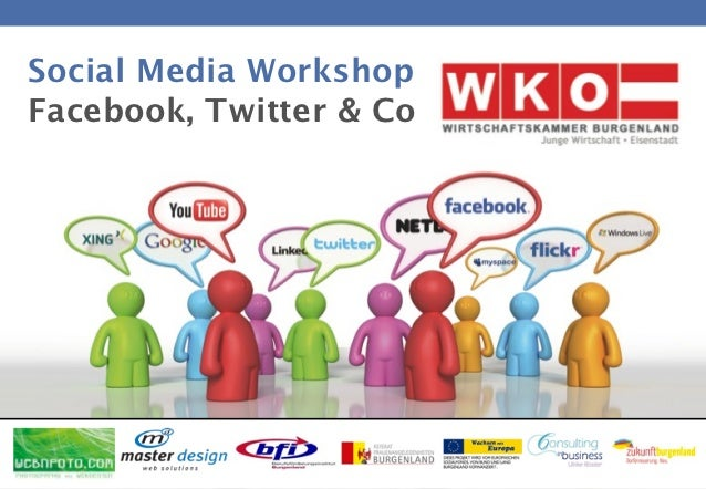 Social Media WorkshopFacebook, Twitter & Co