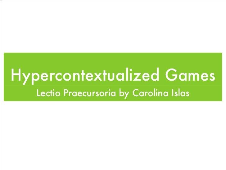 20120904 HCG lectio_precursoria