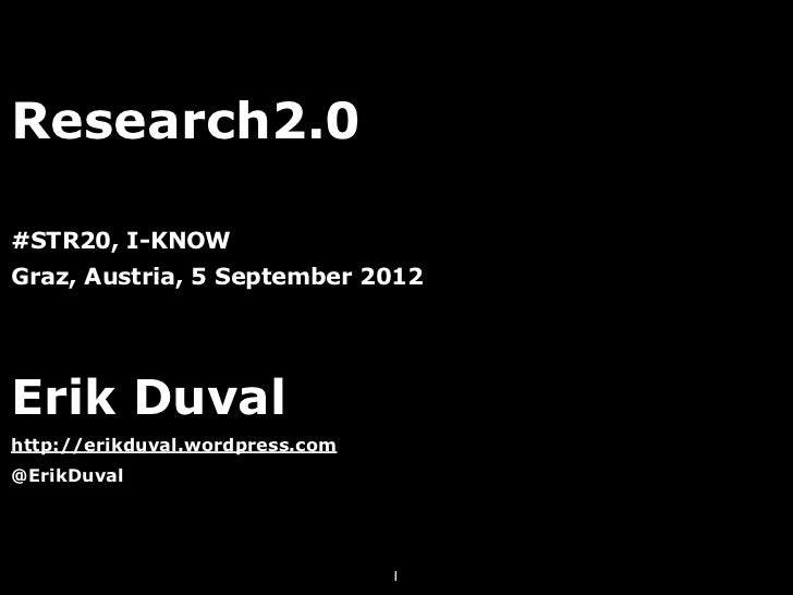 Research2.0