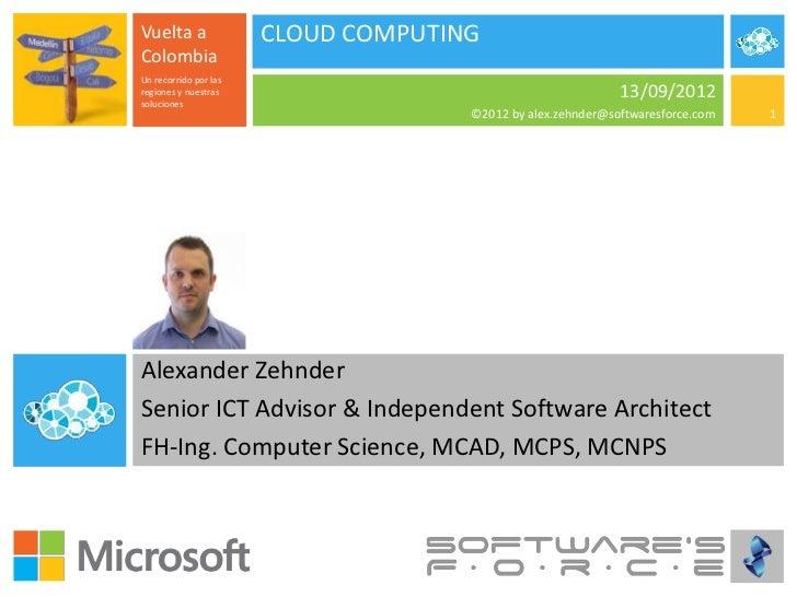 Cloud Computing Principals