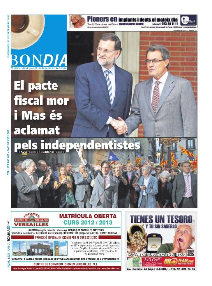 Bondia Lleida 21092012