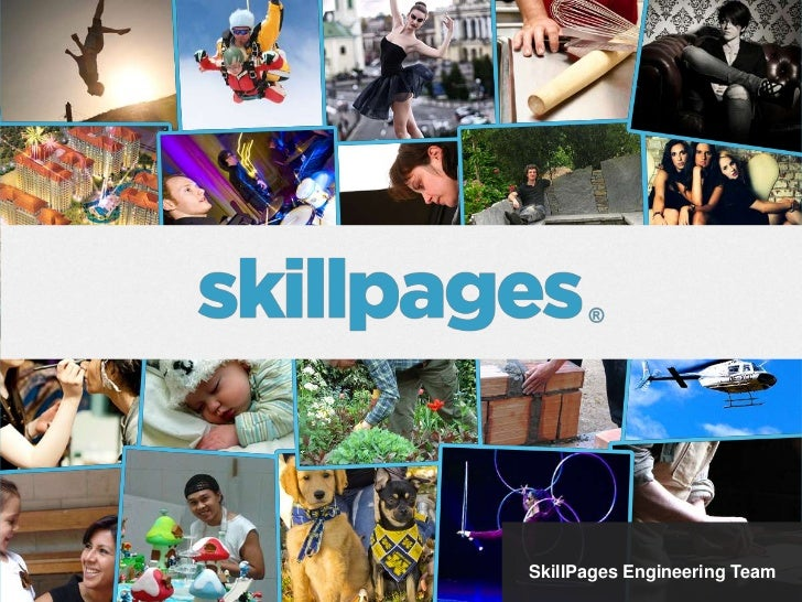 Iain MacDonald                 SkillPages Engineering Team