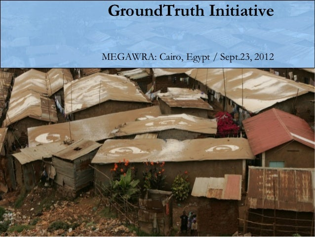 GroundTruth InitiativeMEGAWRA: Cairo, Egypt / Sept.23, 2012