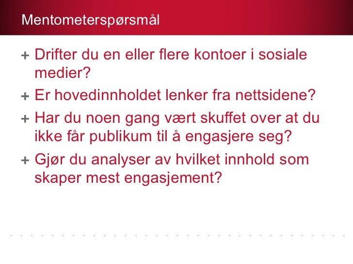 Ingeborg Volan: Sosiale medier: De giddalause vs. ildsjelene (Webdagene 2012