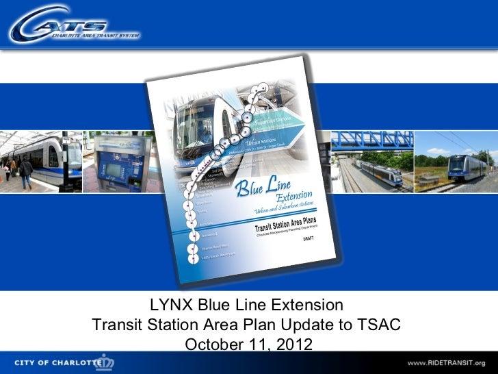 2012 1011   BLE SAP TSAC Presentation