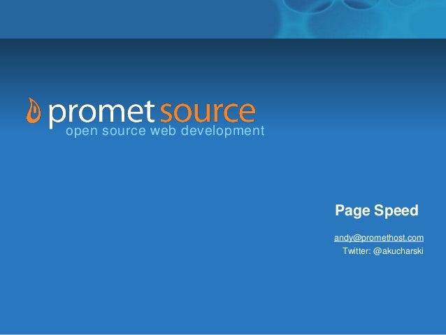 open source web development       open source web development                                     Page Speed              ...