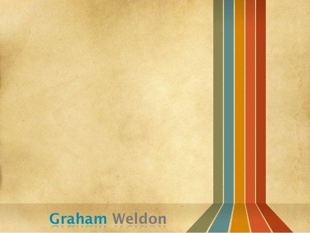Graham Weldon