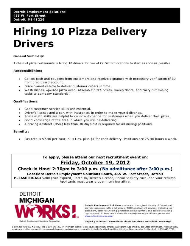 2012 10 19 pizza delivery drivers flyer