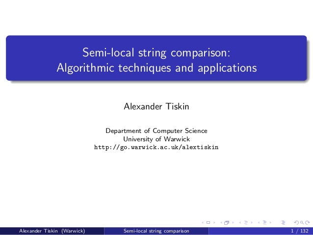20121020 semi local-string_comparison_tiskin