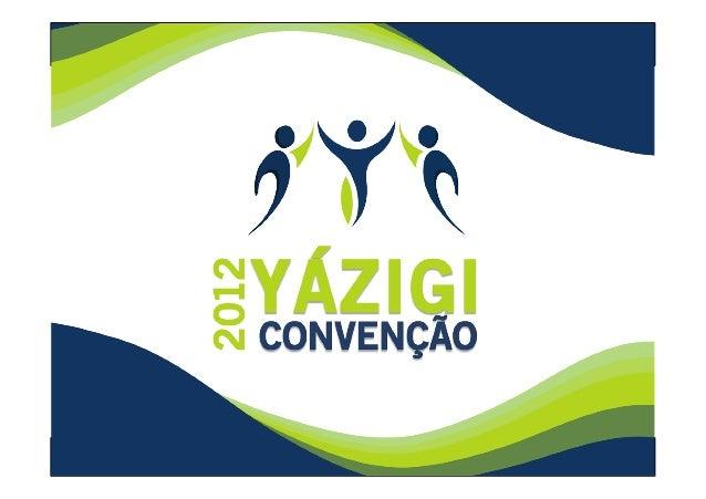 Palestra Convenção Yazigi