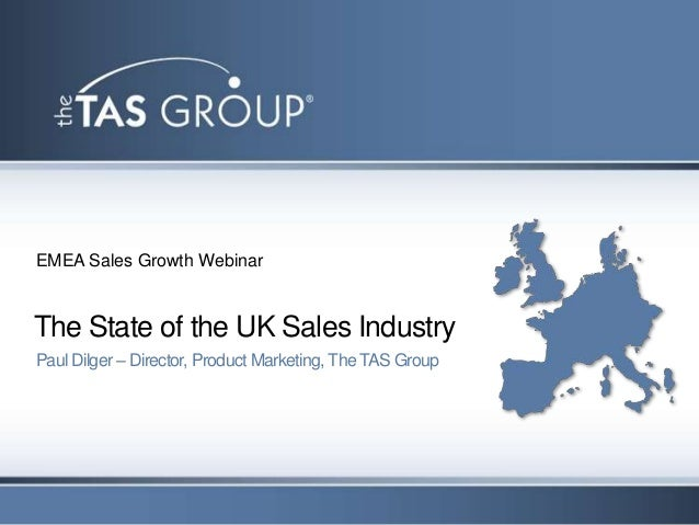 Sales Webinar | The State of the UK Sales Industry