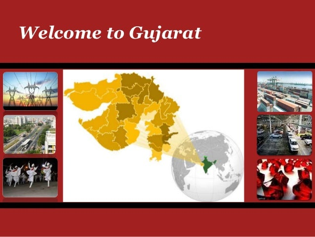 Welcome to Gujarat