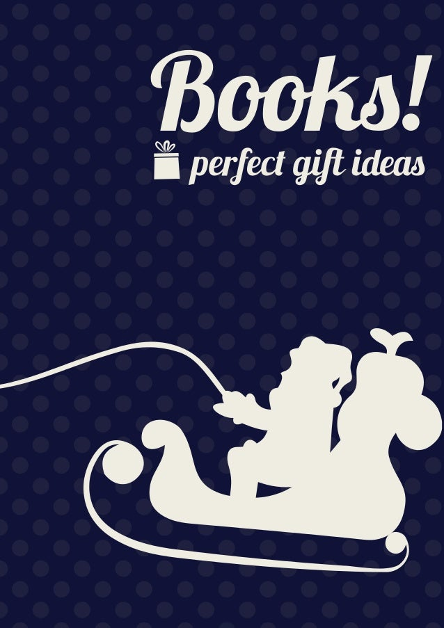 Books! perfect gift ideas