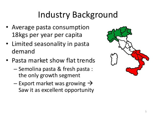 barilla spa a case study Barilla spa, an italian manufacturer that sells to its retailers largely through third-party distributors, experienced widely fluctuating demand patterns from its distributors during the late 1980s this case describes a proposal to address the problem by implementing a continuous replenishment program, under which the responsibility for.