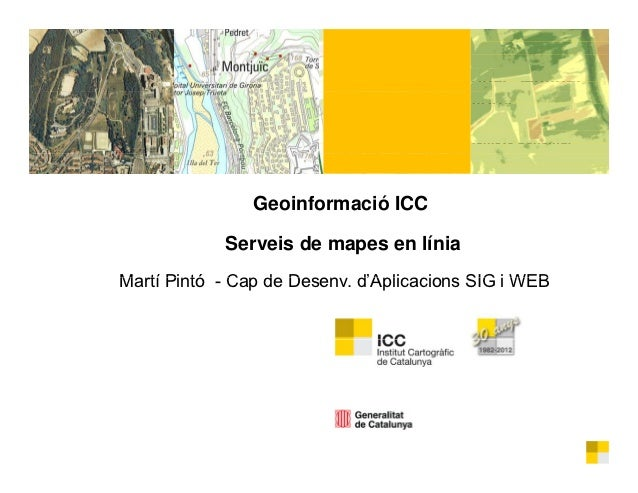 Serveis de mapes en línia