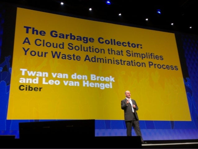 The Garbage Collector deep dive