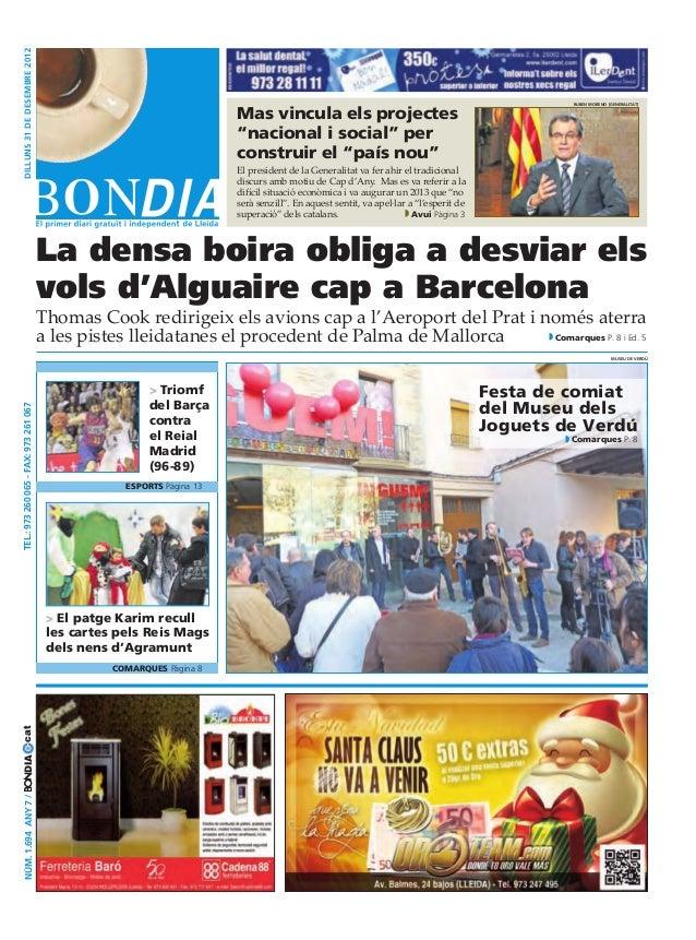 Bondia Lleida 31122012