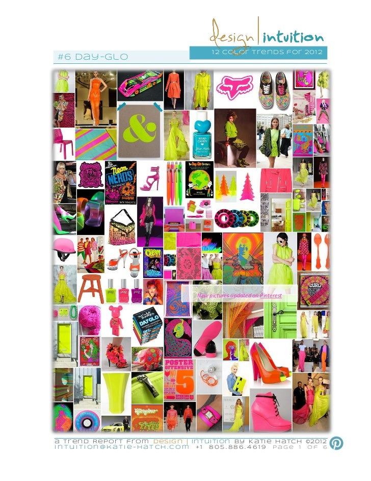 1 2 col or tr ends for 201 2 #6 day-glo                                              New pictures updated on Pinteresta Tr...