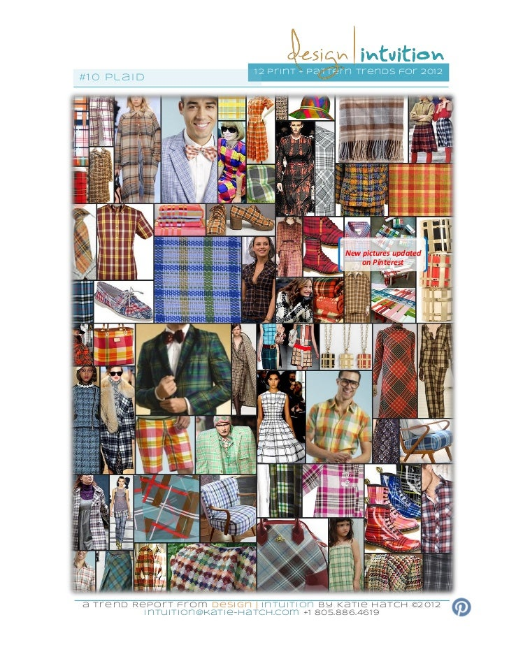 1 2 pri nt + pattern trends for 201 2#1 0 Pl ai d                                                 New pictures updated    ...