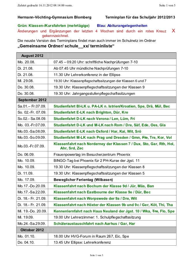 Zuletzt gedruckt 16.11.2012 08:14:00 vorm.                                                     Seite 1 von 5Hermann-Vöchti...