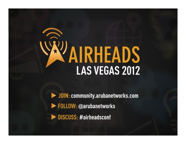 2012 ah vegas   unified access fundamentals