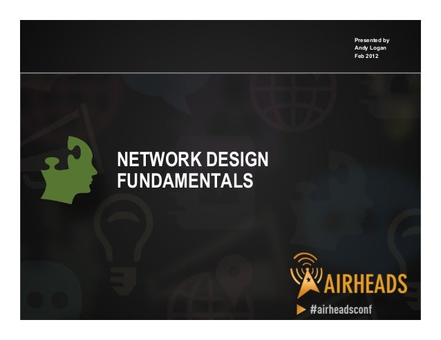 2012 ah vegas   wlan design fundamentals