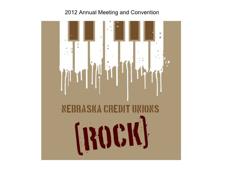2012 Annual Meeting and Convention