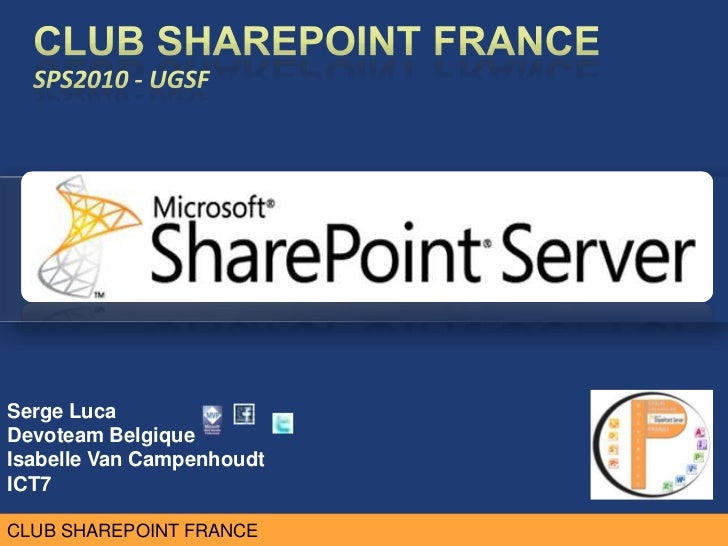 SharePoint 2010 and SQL Server 2012 Business Intelligence (Serge Luca, Isabelle Van Campenhoudt)