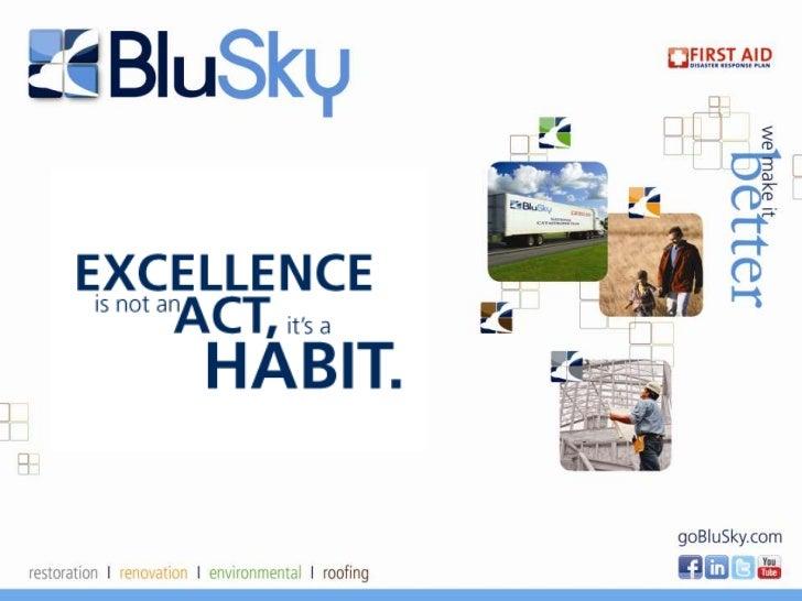 2012 Blu Sky General Powerpoint