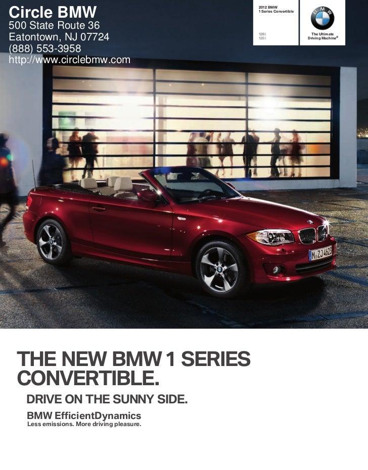 #.8Circle BMW                                  4FSJFT$POWFSUJCMF500 State Route 36                                        ...