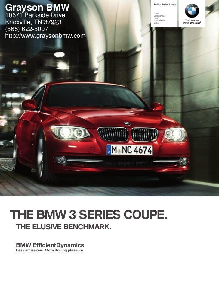 #.8 4FSJFT$PVQFGrayson BMW                                    J10671 Parkside Drive                           JY%SJWF     ...