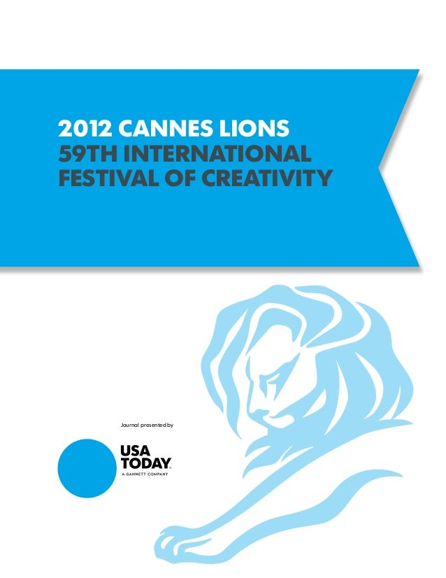 2012 cannes lions_journal_presented_by_usa_today