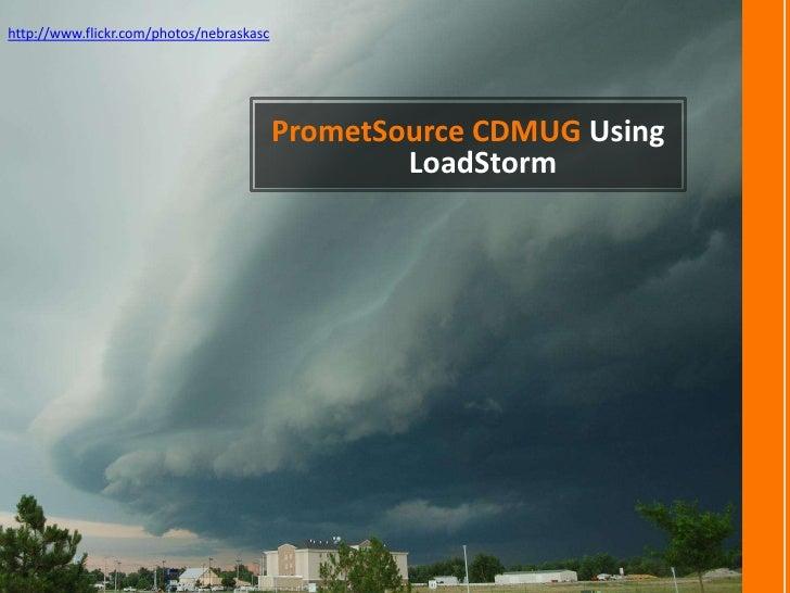 http://www.flickr.com/photos/nebraskasc                                          PrometSource CDMUG Using                 ...