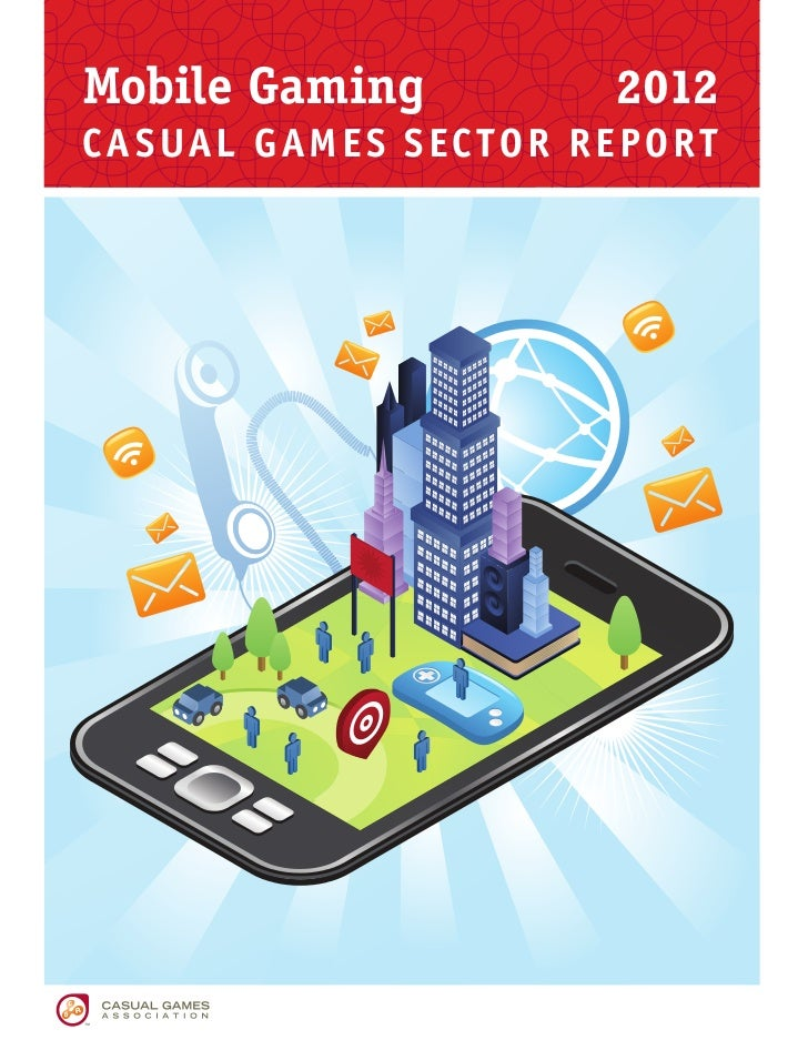 Casual Games Sector Report: Mobile Gaming