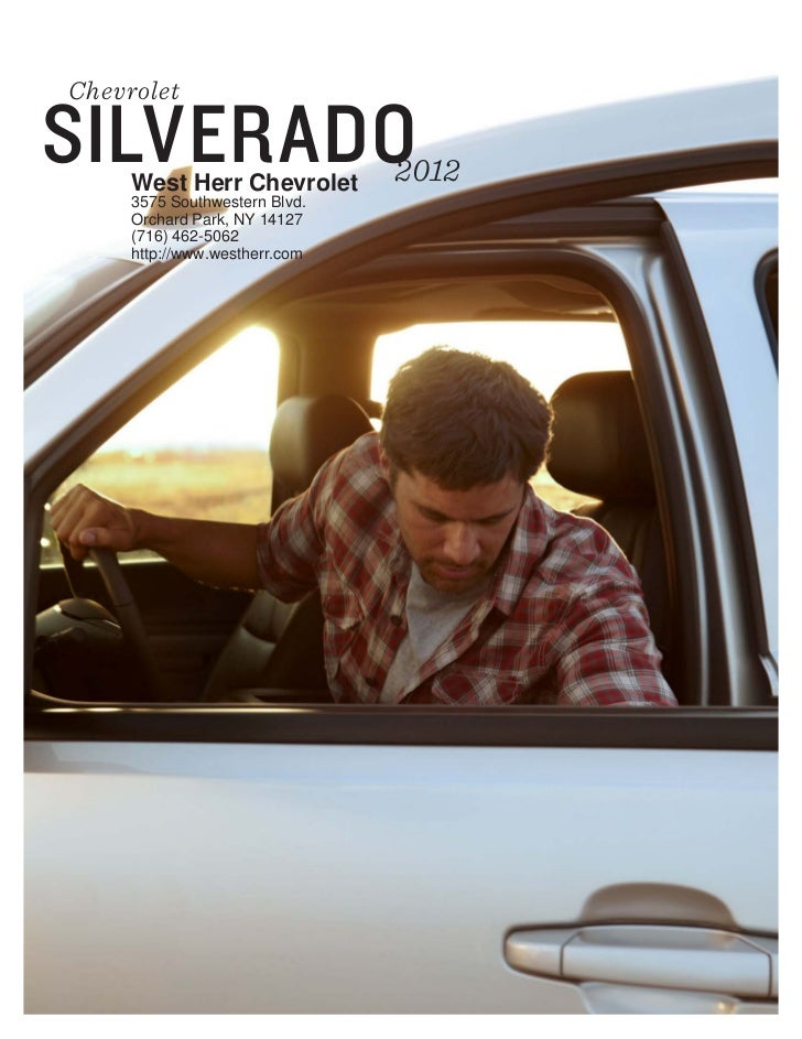 2012 Chevrolet Silverado 1500 For Sale NY | Chevrolet Dealer Near Buffalo