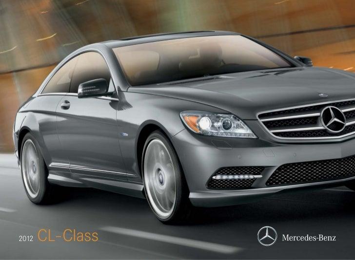 2012   CL-Class