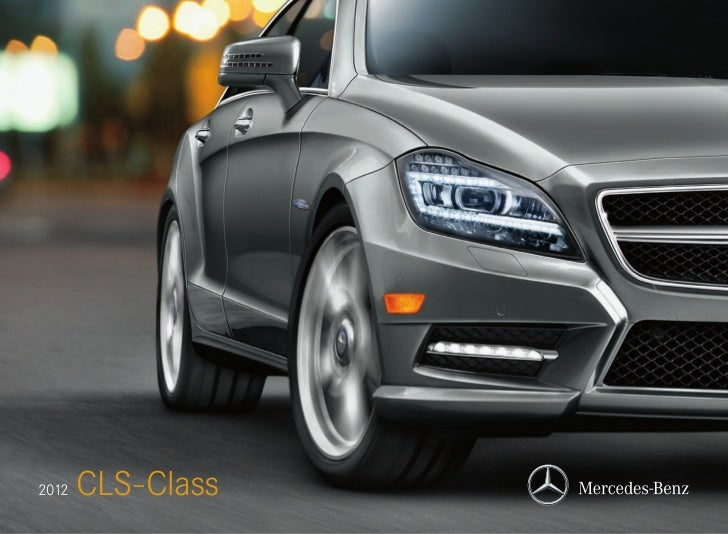 2012   CLS-Class