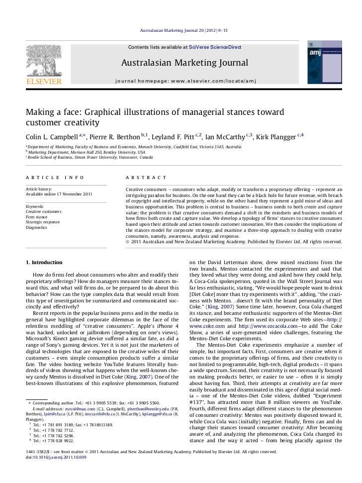 Australasian Marketing Journal 20 (2012) 9–15                                                         Contents lists avail...
