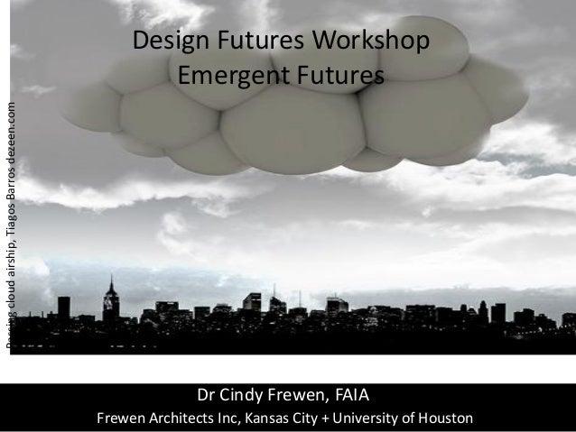 2012 design futures cindy oxford short