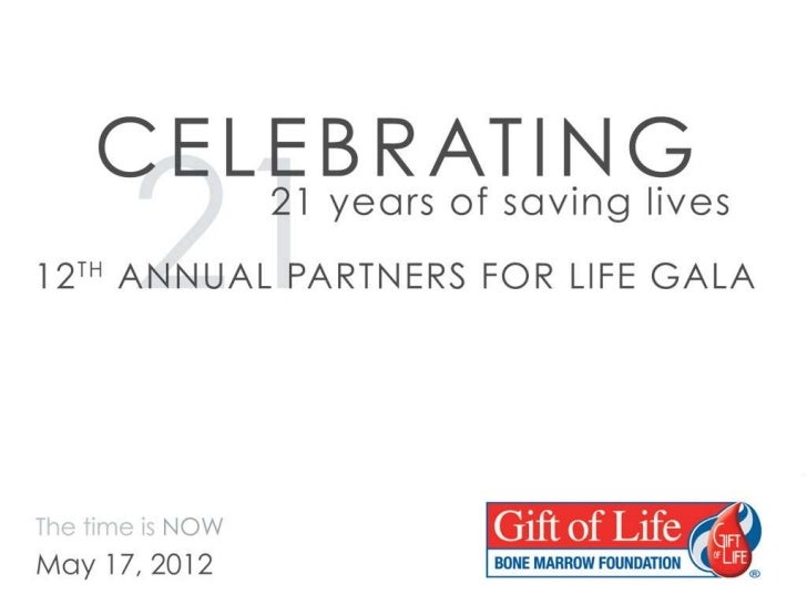 12th Annual Partners for Life Virtual Journal