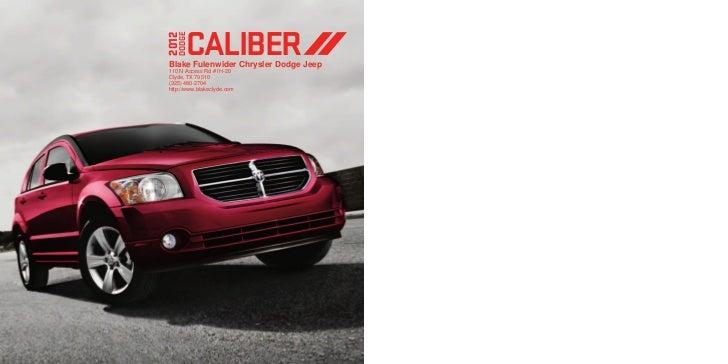 2012 Dodge Caliber For Sale TX | Dodge Dealer Near Fort Worth
