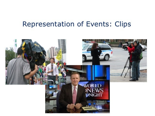 Representation of Events: Clips