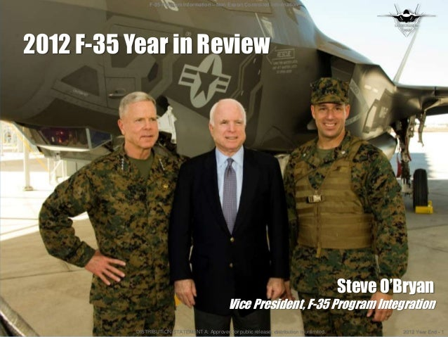 2012 f 35 overview