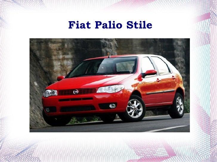 Fiat Palio Stile