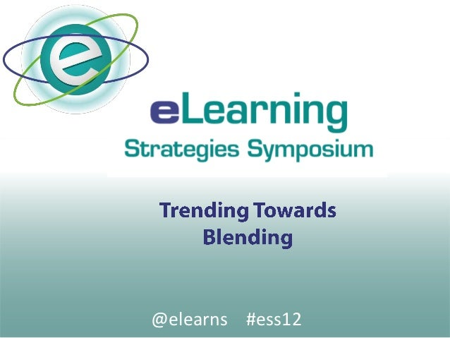 @elearns #ess12