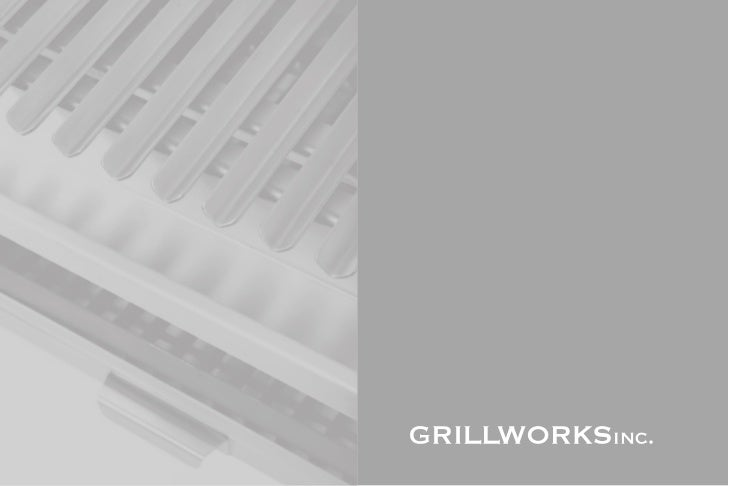 2012 grillworks manual